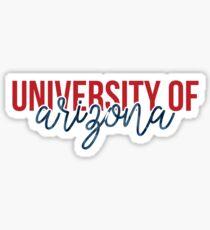 University of Arizona - Style 13 Sticker