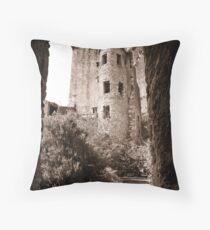 Blarney Castle, Ireland  Throw Pillow