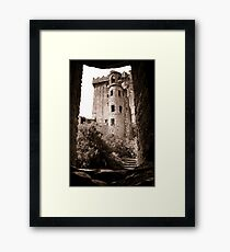 Blarney Castle, Ireland  Framed Print