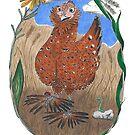 Henrietta Chicken by Akire Bubar