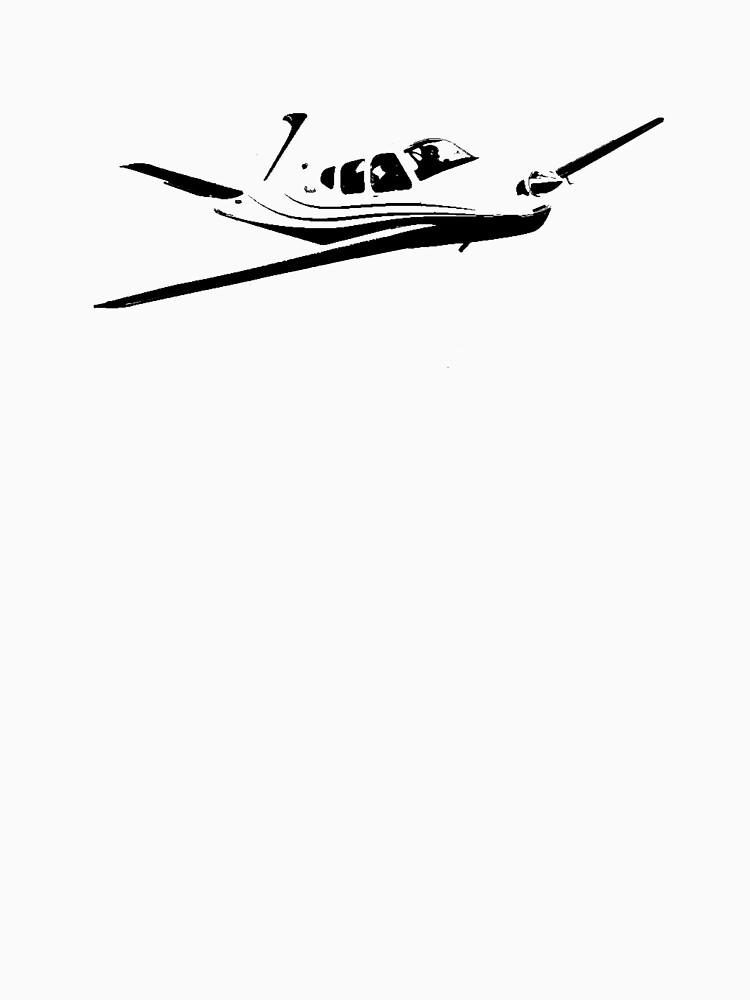 Beechcraft Bonanza 35F by cranha