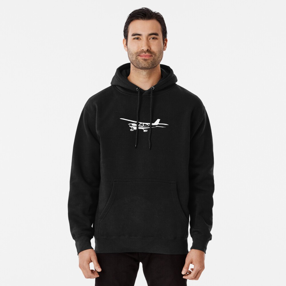 Cessna 177 Cardinal Pullover Hoodie