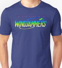 Windjammers (Neo Geo Title Screen) Unisex T-Shirt