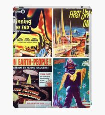 Sci-Fi Movie Poster Art Collection #3 iPad Case/Skin