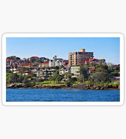Harbour Homes, Sydney Sticker