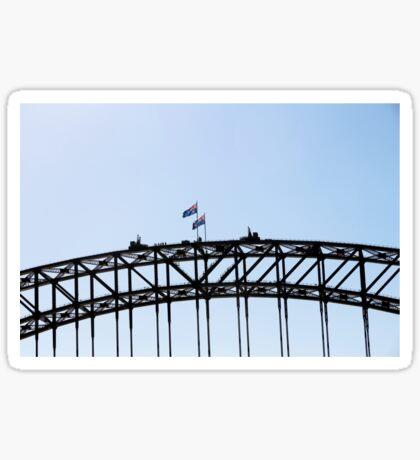 Bridge Walk Sticker