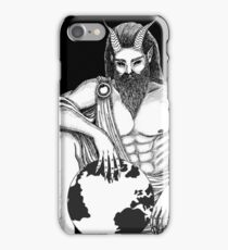 Father God - BLACK iPhone Case/Skin