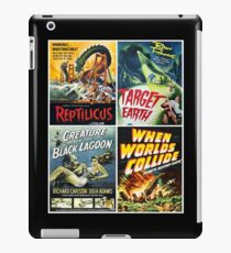 Sci-Fi Movie Poster Collection #6 iPad Case/Skin