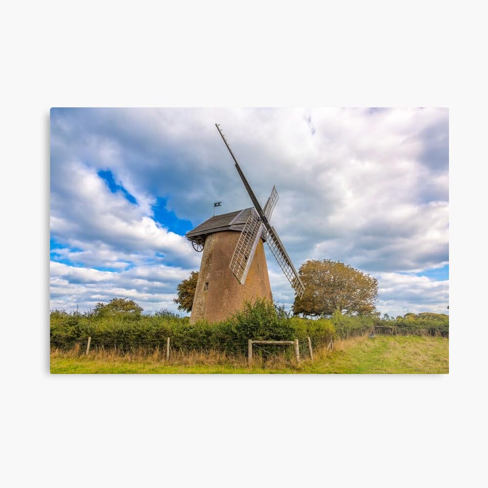 Bembridge Windmill #4 Metal Print