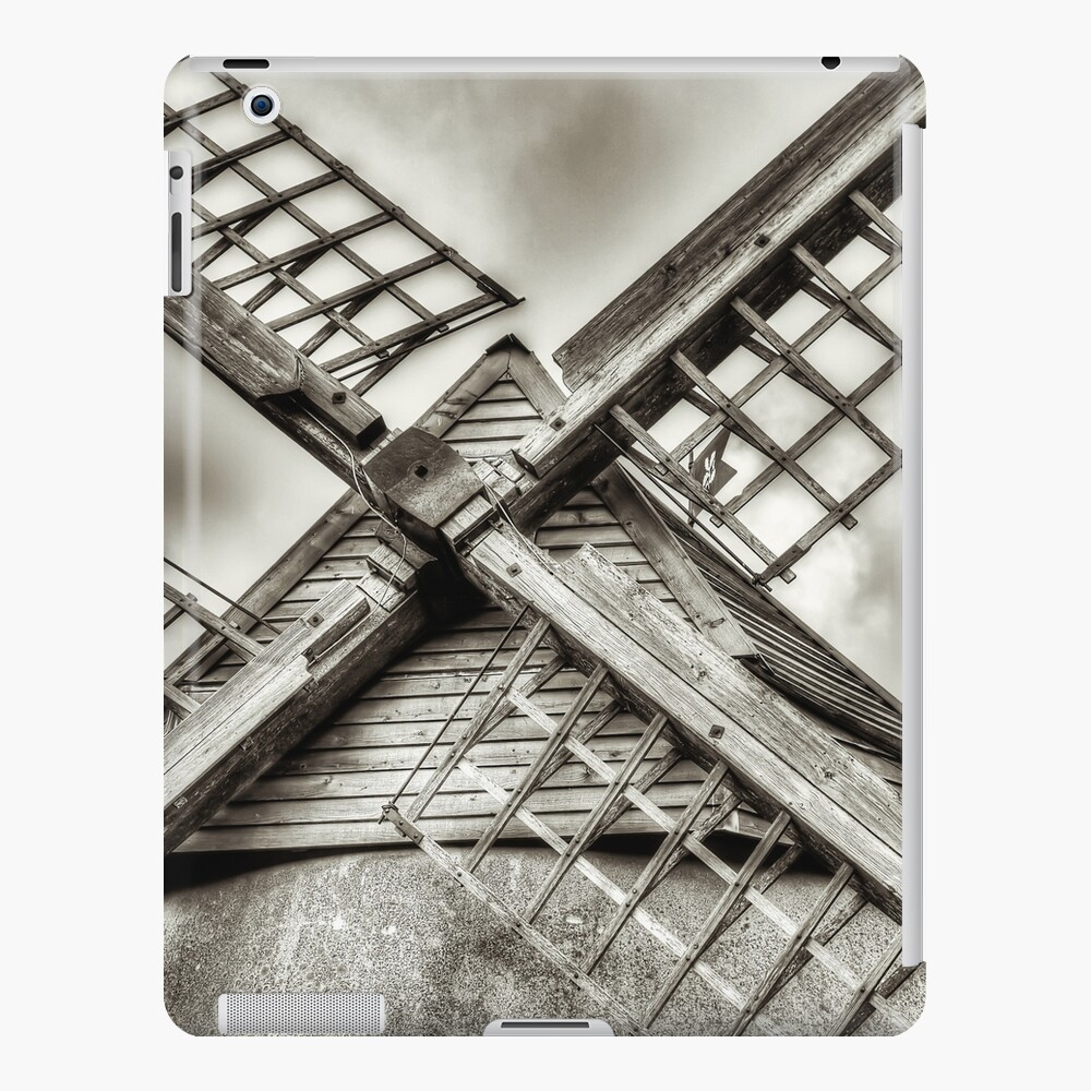 Bembridge Windmill #3 iPad Case & Skin