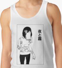 Camisetas de tirantes para hombre corte profundo (BLANCO)