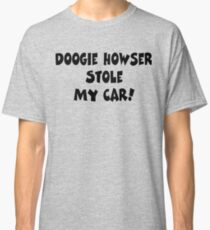 Doogie Howser Stole My Car Classic T-Shirt