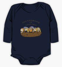 Chibi Amon Amarth: Guardians of Asgaard Kids Clothes