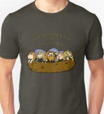 Chibi Amon Amarth: Wächter von Asgaard Slim Fit T-Shirt