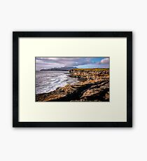 Twilight at Muckross - County Donegal, Ireland Framed Print