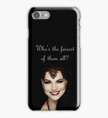 The fairest iPhone Case/Skin