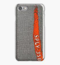 sply gator slash  iPhone Case/Skin