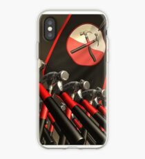 ...and the hammers batter down your door! iPhone Case
