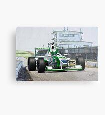 Formula Atlantic Race Car V Metal Print
