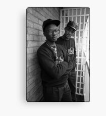 Fresh Prince And Jazzy Jeff Canvas Print