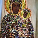 The Black Madonna of Czestochowa. Queen of Poland. Views: 10081 . Has been SOLD ! Promotor Fidei. by © Andrzej Goszcz,M.D. Ph.D
