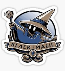 Black Magic School Sticker