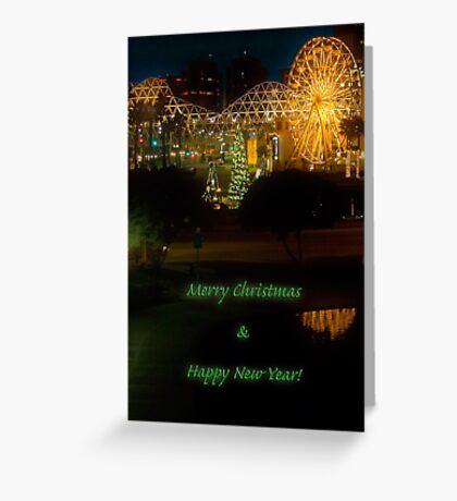 Holiday fun - card 1 Greeting Card