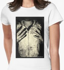 mechanic Women's Fitted T-Shirt