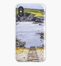 An Port Seascape - County Donegal, Ireland iPhone Case/Skin