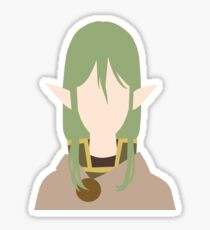 Riveria Ljos Alf (Danmachi / Is It Wrong to Try to Pick Up Girls in a Dungeon) Sticker