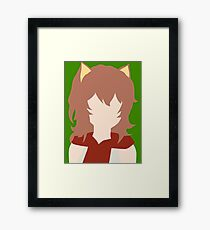 Liliruca Arde (Danmachi / Is It Wrong to Try to Pick Up Girls in a Dungeon) Framed Print