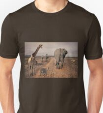 Together We Can Get There  T-Shirt