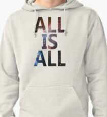 Space Dandy - All Is All Pullover Hoodie