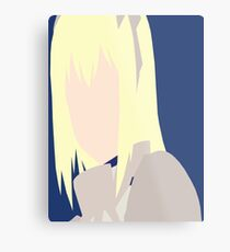 Ais Wallestein (Danmachi / Is It Wrong to Try to Pick Up Girls in a Dungeon) Metal Print