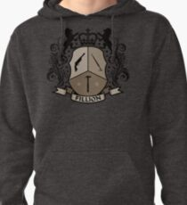 Fillion Character Crest Pullover Hoodie