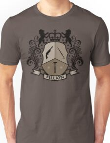 Fillion Character Crest Unisex T-Shirt