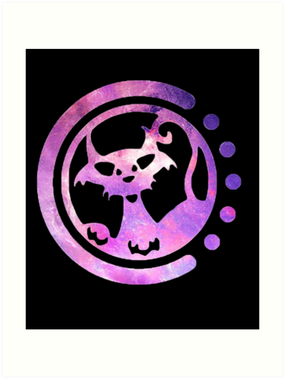 94bf2704e4cd Monstercat EDM District Galaxy Logo