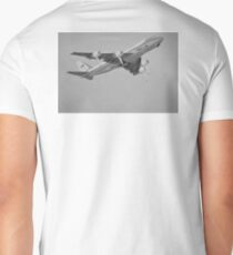 Hairforce One Trumps Presidential Plane Airforce One Men's V-Neck T-Shirt
