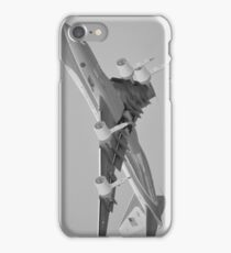 Hairforce One Trumps Presidential Plane Airforce One iPhone Case/Skin