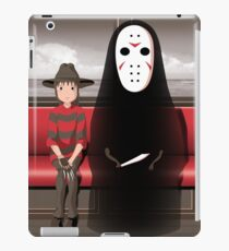 SLASHERS AWAY iPad Case/Skin