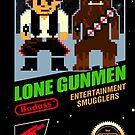 Lone Gunmen by javiclodo
