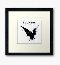 Bela Lugosi's Dead - Bauhaus Framed Print