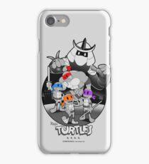 Old School Turtles iPhone Case/Skin