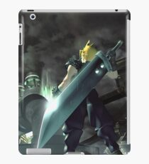 Cloud Strife [Disc Change] iPad Case/Skin