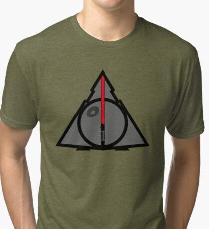 Sith Hallows Tri-blend T-Shirt