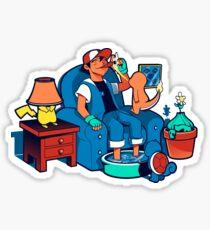 Pokeboss Sticker