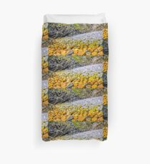 Rockscape of An Port - County Donegal, Ireland Duvet Cover