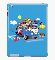 Summer Van iPad Case/Skin