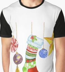 Sparkle & Candy Graphic T-Shirt