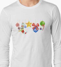 Sparkle & Candy Long Sleeve T-Shirt
